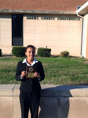 Jasmine Outstanding Attorney