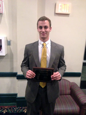2012 MTSU McNair Nichols Outstanding Attorney