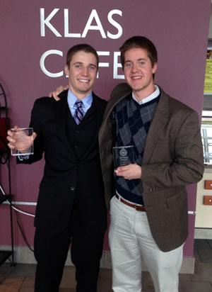 2013 Minnesota Regionals Trenton Van Oss Outstanding Atorney; Jason Chapman Outstanding Witness