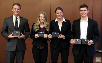 Xavier individual award winners